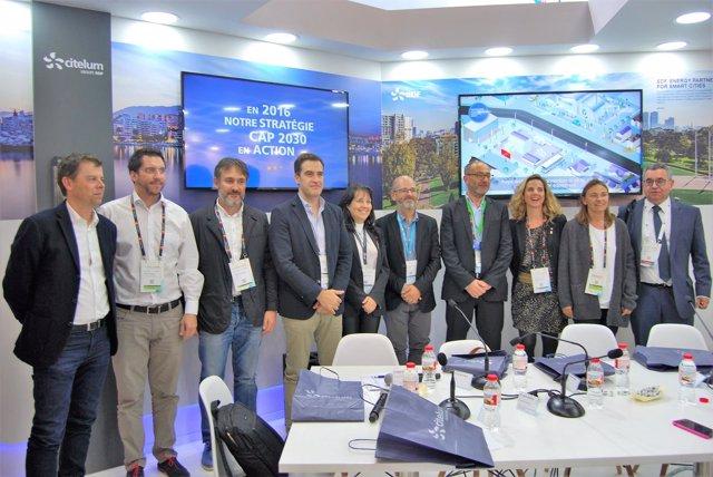 Cort instalará diez puntos de carga gratuita para vehículos eléctricos en farolas de Palma
