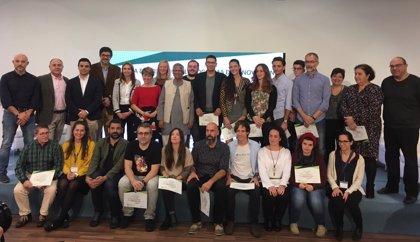 Leroy Merlin clausura el programa 'Un Hábitat Mejor' y premia los proyectos 'De Piso en Piso' y 'Fundación Q'Omer'