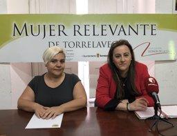 Lourdes Verdeja, premio Mujer Relevante de Torrelavega 2018