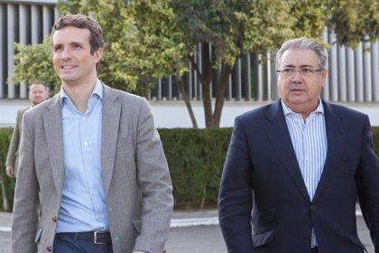 """Casado apuesta por """"municipalizar"""" la campaña andaluza porque """"son la primera vuelta"""" de las elecciones de mayo de 2019"""