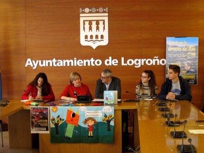 Cuentacuentos, exposición, fiesta intergeneracional y un concierto, en Logroño para el Día de los Derechos del Niño