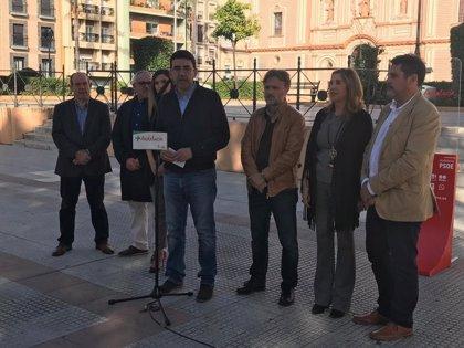 El PSOE-A se compromete a disminuir en nueve puntos la tasa de desempleo en los próximos cuatro años