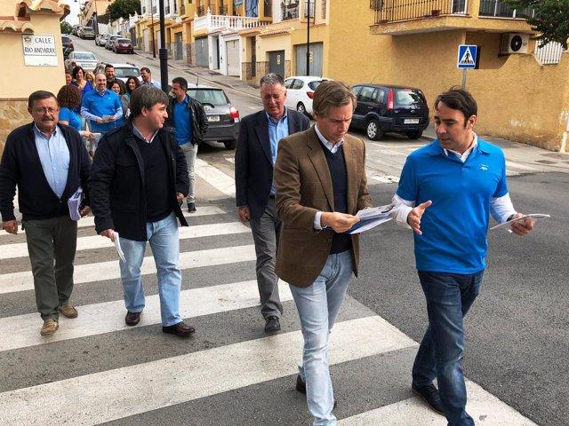 González Terol en Mijas secretario de política local del PP nacional