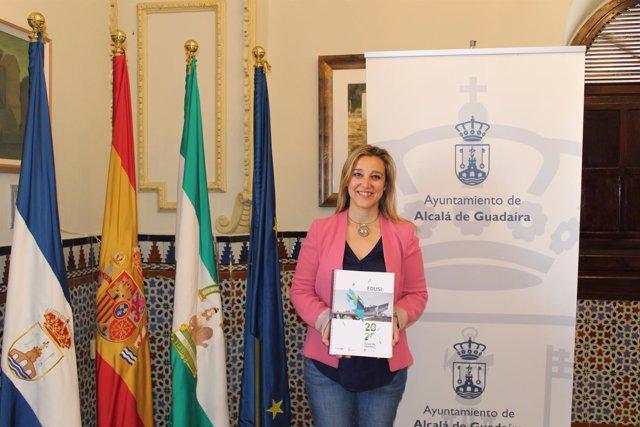 La alcaldesa de Alcalá de Guadaíra (Sevilla), Ana Isabel Jiménez
