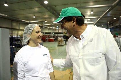 """Juan Marín (Cs) llama a concentrar el sector agrario y eliminar trabas para que forme parte del """"futuro de Andalucía"""""""