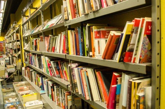 Libros, libreria, comprar, comprando, educación, estudio, estudios, estudiar
