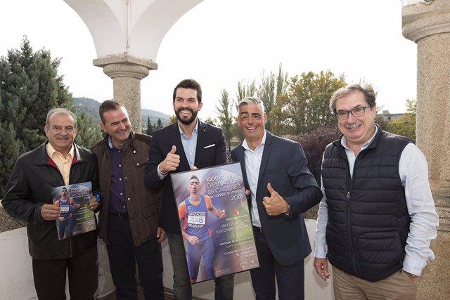[Grupoextremadura] Fotos Presentación Trofeo Campo A Través Diputación