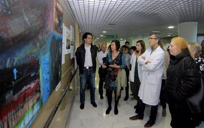 Son Espases acoge una exposición con 50 obras creadas por pacientes con algún trastorno mental
