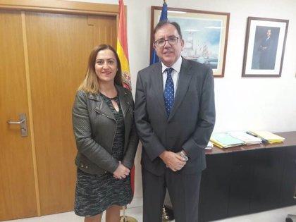 Instituciones Penitenciarias y Delegación del Gobierno se reúnen para asegurar la apertura de la cárcel de Soria en 2019