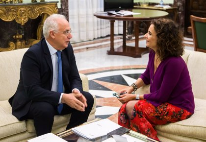 """Ceniceros dice que """"el mismo compromiso de ayer con la ministra de Hacienda, estaba antes de moción de censura"""""""