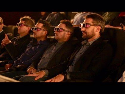 Filmax estrena una sala con efecto de aire caliente, agua y vibraciones