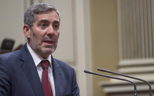 Clavijo estudia emprender acciones legales por la decisión de la Fiscalía de 'aparcar' un informe del 'caso Grúas'
