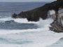 Alerta naranja este sábado en el litoral de A Coruña y Pontevedra por la llegada de un temporal costero
