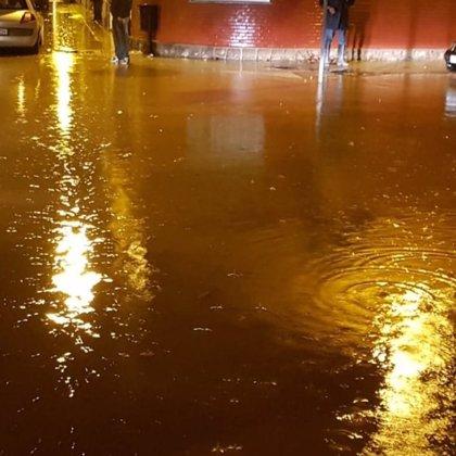 Las lluvias dejan más de 535 l/m2 en Barx y obligan a suspender las clases en 20 municipios