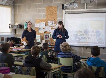 El Covib inicia un proyecto educativo para dar a conocer las responsabilidades que se contraen al tener una mascota