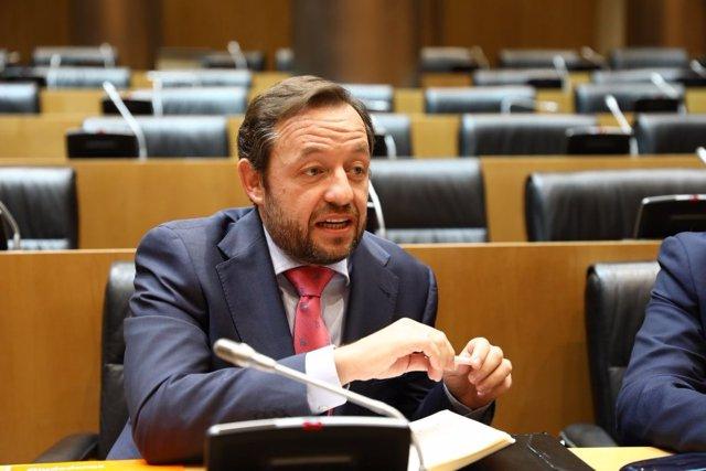 Francisco De la Torre, diputado de Cs