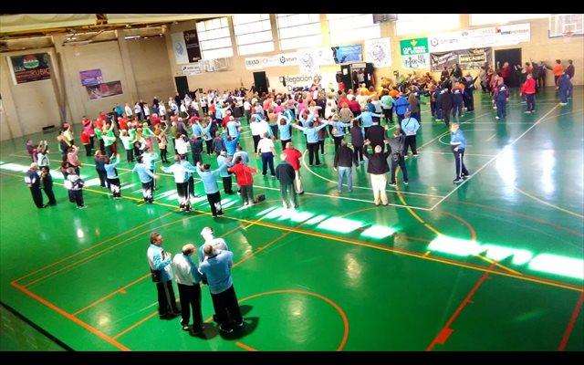 Utrera celebra su primer Día del Corazón arropada por asociaciones de pacientes cardiacos de diez municipios de Sevilla