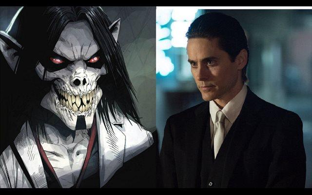 VÍDEO: Jared Leto cambia a look de vampiro para Morbius