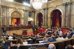 El Parlament constituirà aquest dilluns la Comissió del Reglament per abordar la reforma de JxCat (PARLAMENT DE CATALUNYA)