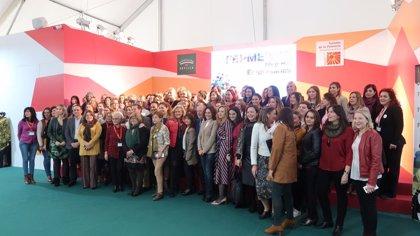 Andalucía destaca que las empresarias fomentan el consumo responsable y modelo produtivo más ligado al territorio
