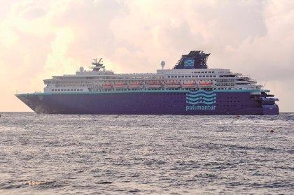 Pullmantur Cruceros abre su temporada de invierno en Tenerife con el buque 'Zenith'