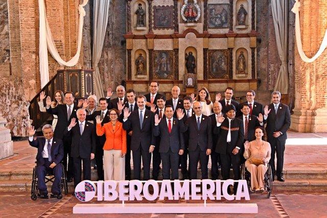 Cumbre Iberoamericana 2018
