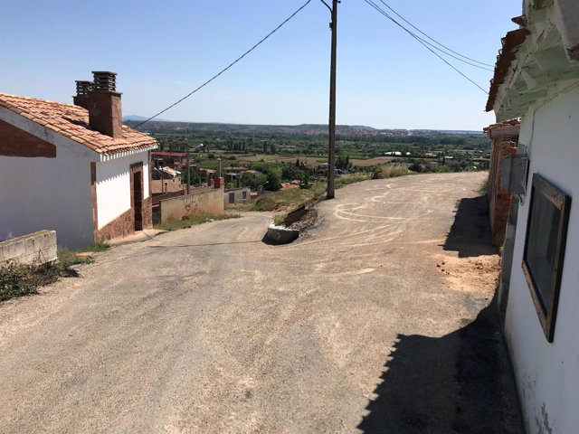 Calle Garnacha de Lardero