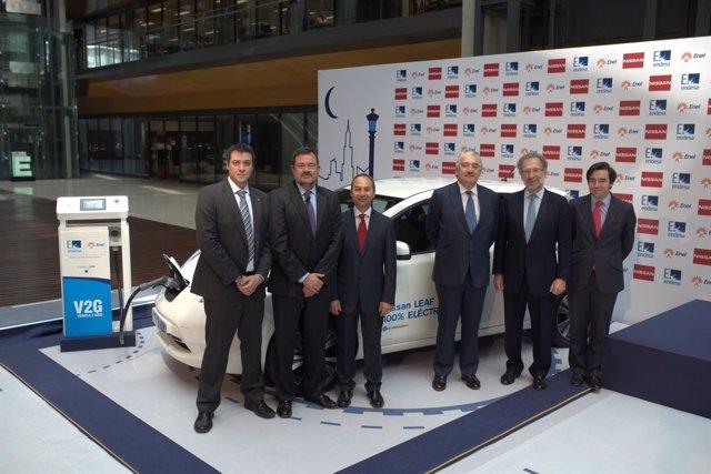 Acuerdo Nissan y Endesa