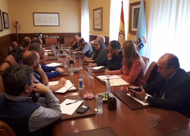 Reunión Ría de Ferrol