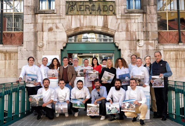Presentación calendario Santander 2019