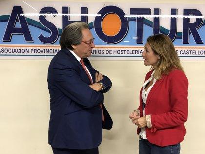 El PP pide que Castellón se adhiera a la red de ciudades AVE y una Tourist Info en la estación