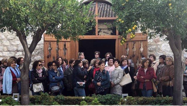 Visita del CIM Campiña Sur a Jaén