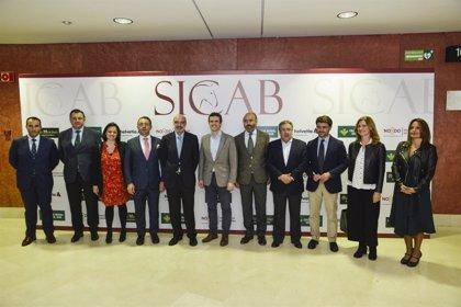 El Sicab recibe visitas institucionales y acoge el XIX Congreso Internacional de Medicina y Cirugía Equina