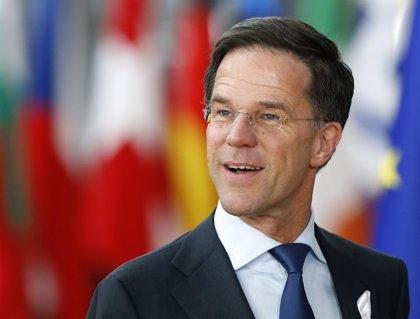 """Rutte descarta la idea de un ejército europeo: """"La OTAN es la piedra angular de nuestra defensa"""""""