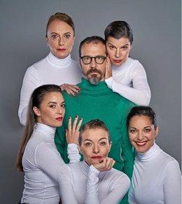 Protagonistas de 'Todas las mujeres'