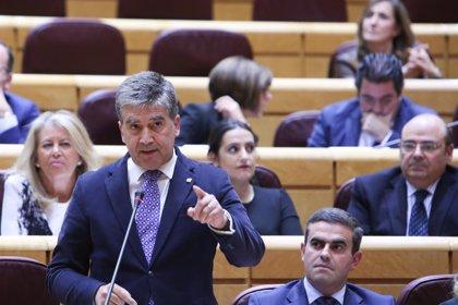 PSOE exige a Cosidó que dimita como portavoz del PP en el Senado por los presuntos sobornos al chófer de Bárcenas