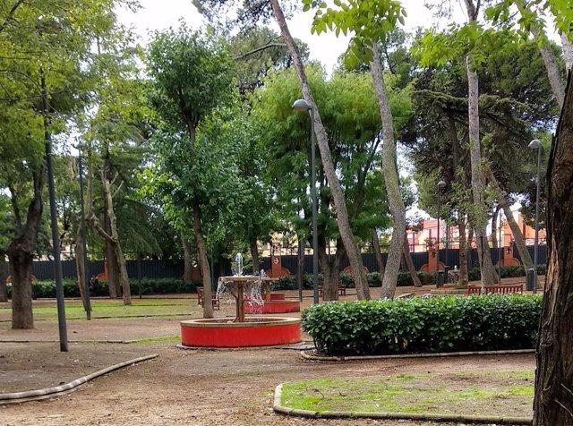 Parque Lorenzo Azofra
