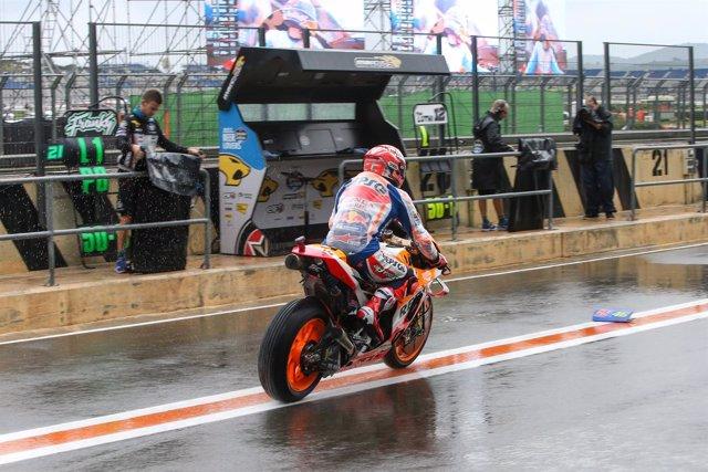 Marc Márquez, Repsol Honda