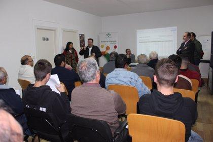 Andalucía registra un 6,5% más de jóvenes incorporados a la agricultura en los últimos diez años