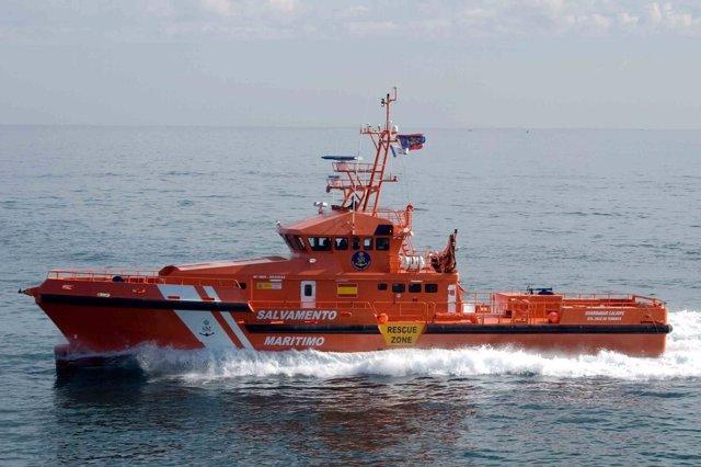Buque de Salvamento Marítimo