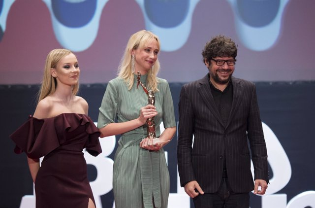 Ingrid García-Jonsson, Premio Luz del Festival de Huelva Cine Iberoamericano.