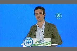 """PP acusa a PSOE de """"instrumentalizar"""" el plan de Gibraltar"""