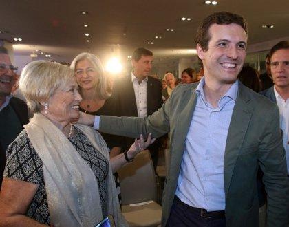 """Casado pide """"ilegalizar la kale borroka que está empezando en Cataluña"""" y """"supervisar"""" si la Generalitat la financia"""