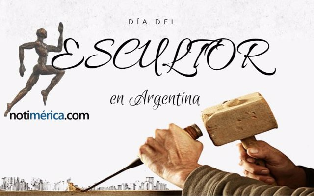 Día del escultor en argentina