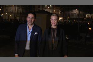 Marta Ortega y Carlos Torretta llegan a su fiesta nupcial