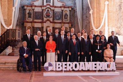 """Sánchez considera un """"éxito"""" la Cumbre Iberoamericana pese a las ausencias de Maduro y Ortega"""