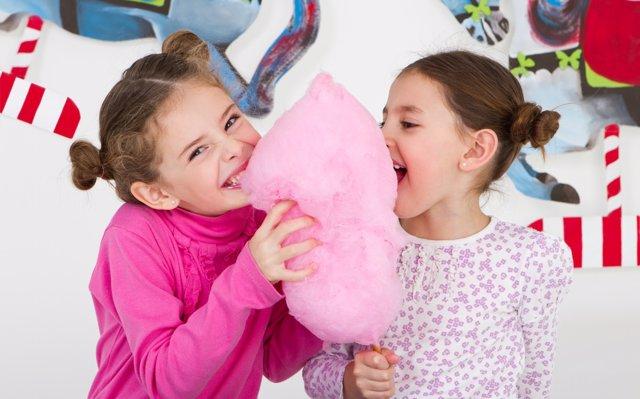 El método del algodón de azúcar: 7 pasos para lograr la felicidad
