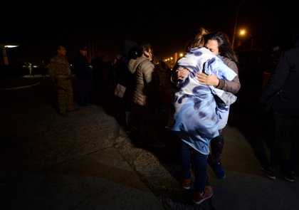 Argentina comienza a trabajar en el reflote del 'ARA San Juan' a petición de las familias de las víctimas