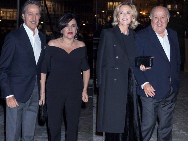 Ortega Torreta, dos consuegros en el mundo de la moda