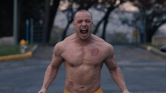 La Bestia, James McAvoy